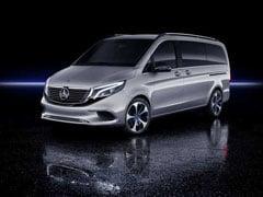 2019 Geneva: Mercedes-Benz Reveals EQV Concept