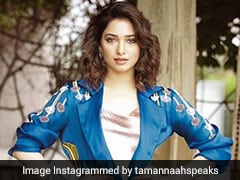 Tamannaah Bhatia On Working With Sajid Khan: 'He Never Treated Me In A Bad Way'