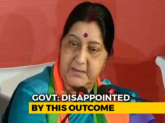 Video : Hand Over Masood Azhar, If You Are So Generous: Sushma Swaraj To Pak PM