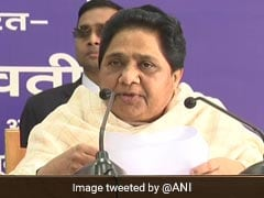 """Pro-Capitalist BJP Government"", Says Mayawati Over Unpaid Farmers' Dues"