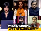 Video : Who Is Winning The War of Narratives?