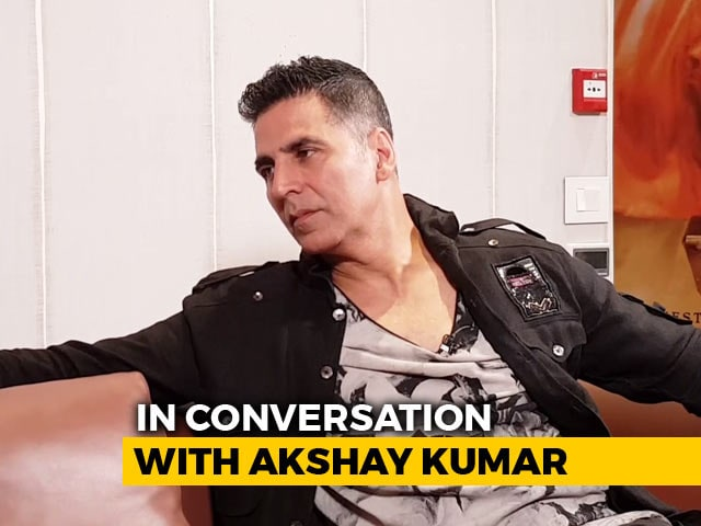 Video : Akshay Kumar On Why He Doesn't Work On Sundays