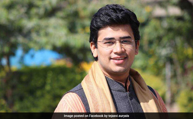 In Hindi Imposition Row BJP Leader Tejasvi Surya Defends