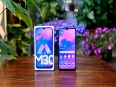 Samsung Galaxy M30: Three Eyed Phone