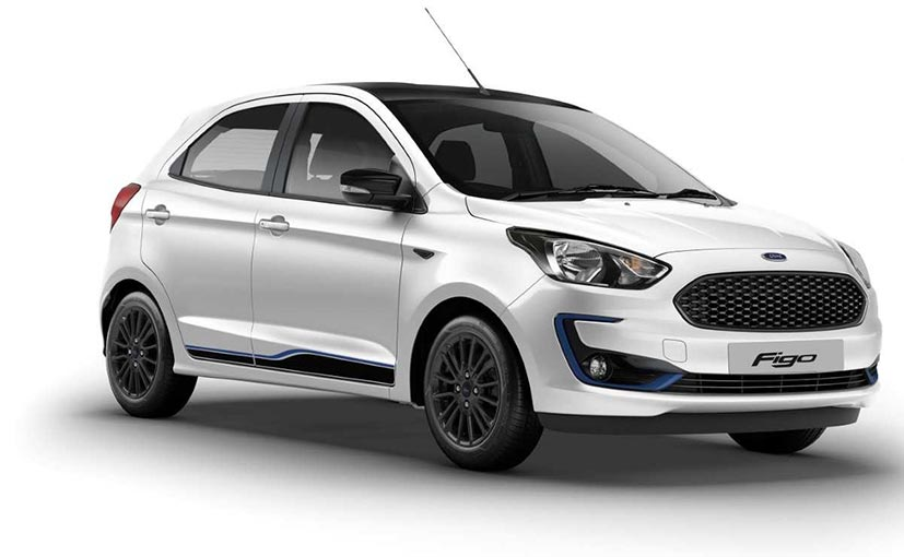 2019 Ford Figo Launched; Prices Start At Rs. 5.15 Lakh