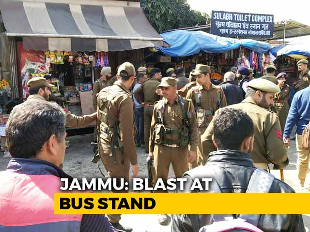Video : Teen Killed In Grenade Attack At Bus Stand In Jammu, Accused Arrested