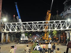 """A Subway Would Help"": Railways' Offer After Mumbai Bridge Collapse"