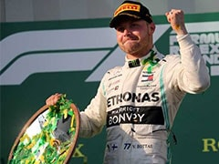 Valtteri Bottas Upstages Lewis Hamilton At Australian Grand Prix