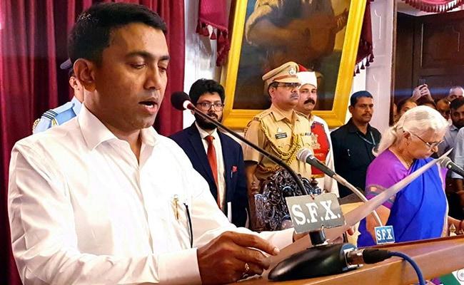 गोवा का CM बनने के बाद क्या बोले प्रमोद सावंत? देर रात दो बजे ली शपथ, 10 बड़ी बातें