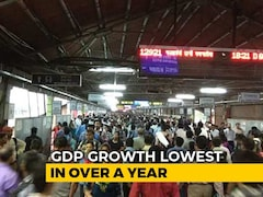 Video: GDP Growth At 6.6% In December Quarter, Slowest In Over A Year