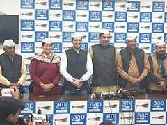 नहीं होगा कांग्रेस के साथ गठबंधन: आम आदमी पार्टी ने दिल्ली की 6 सीटों पर उम्मीदवारों का ऐलान किया