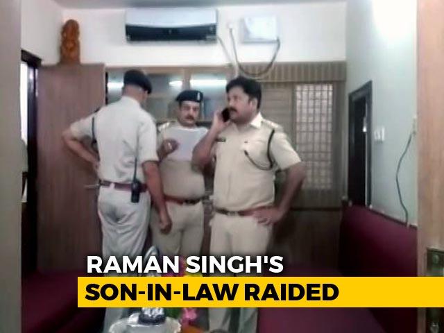 Video : Chhattisgarh Hospital Run By Raman Singh's Son-In-Law Raided, Hunt On