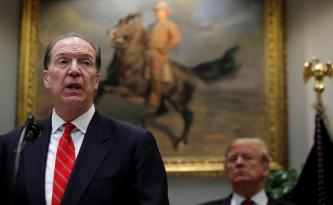 Trump's pick, David Malpass set to resume as new World Bank president