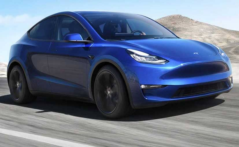 The Tesla Model Y comes with a range of 483 km on a single charge