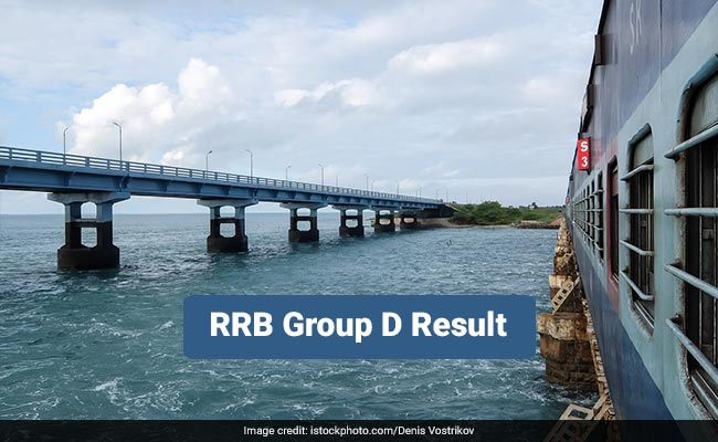 RRB Group D Result Today After 3 PM
