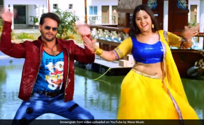 Bhojpuri Cinema: खेसारी लाल यादव और काजल राघवानी ने 'सज के संवर के' सॉन्ग से मचाया गदर, 10 करोड़ से ज्यादा देखा गया Video