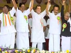 Tamil Nadu Assembly Polls: DMK-Congress Seat Sharing Talks Begin Today