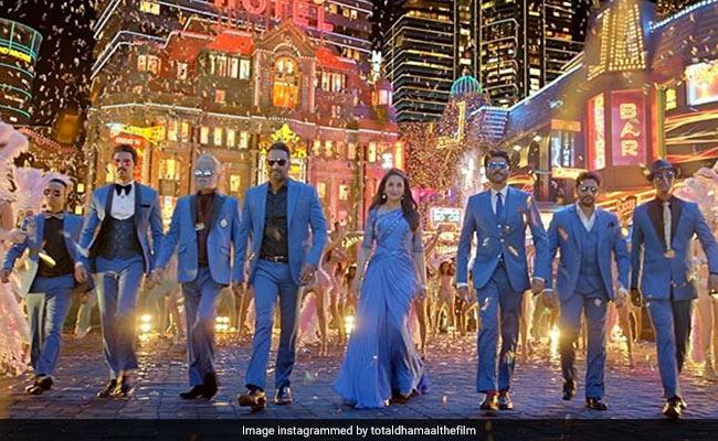 Total Dhamaal Box Office Collection Day 10: अजय देवगन की 'टोटल धमाल' का हल्ला बोल, कमाए इतने करोड़