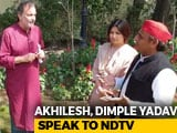 "Video : ""Should Learn From BJP How To Manage Alliances"": Akhilesh Yadav To NDTV"