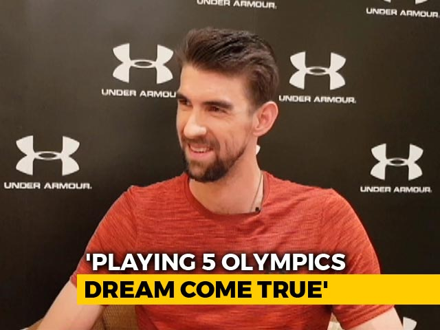 Greatest Do Not Always Want To Be Great, Says Michael Phelps