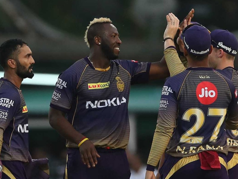 Andre Russell's demolition gives KKR another win in IPL 2019