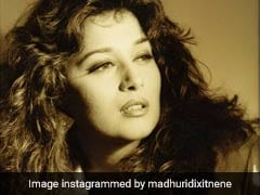 Madhuri Dixit's Blast From The Past Pic Is <i>Total Dhamaal</i>