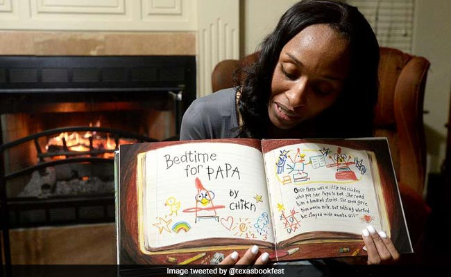 Why Texas Principal Reads Bedtime Stories In Her Pajamas On Facebook Live