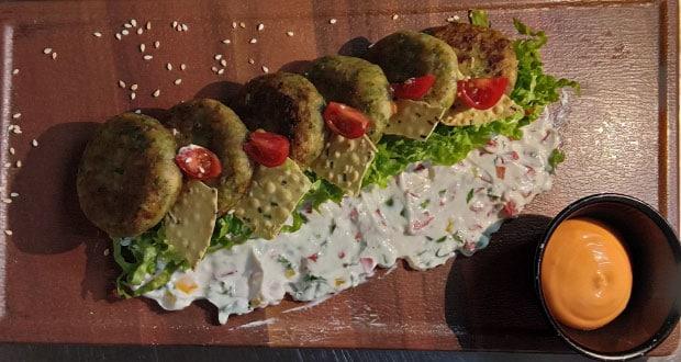 Hadippa Haryali Cheese Kebab