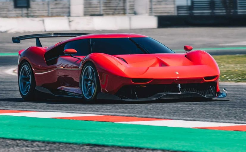 The P80/C project had the longest development period of any Ferrari one-off to date