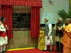 PM Modi Inaugurates Projects Worth Rs 32,500 Crore In Ghaziabad