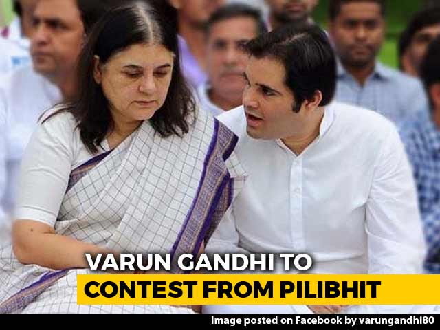 Video : Maneka Gandhi, Varun Gandhi Swap Seats As BJP Treads Carefully In UP