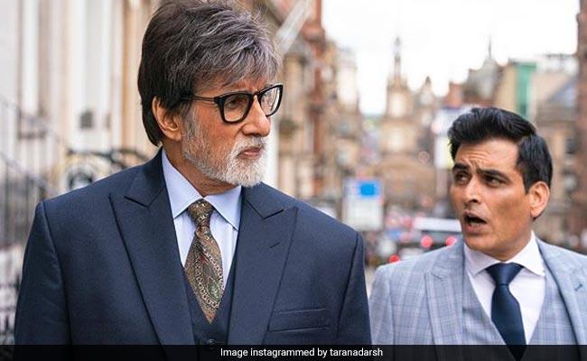 Badla Box Office Collection Day 5: अमिताभ बच्चन व तापसी पन्नू की जोड़ी ने किया कमाल, फिल्म 'बदला' ने कमाए इतने करोड़