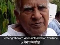 छत्तीसगढ़ CM भूपेश बघेल के पिता का ऐलान- PM मोदी के खिलाफ लडू़ंगा चुनाव, कांग्रेस ने टिकट नहीं दिया तो निर्दलीय लड़ूंगा