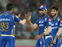IPL 2019: Mumbai Indians Eye Positive Start Against Rejigged Delhi Capitals