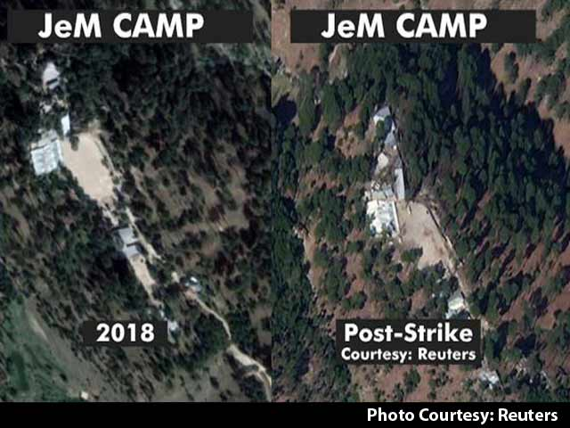 Video : Do Satellite Images Show Damage Post Balakot Strike?