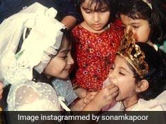 Sonam Kapoor Posts Million Dollar Throwback Pic On Sister Rhea's Birthday