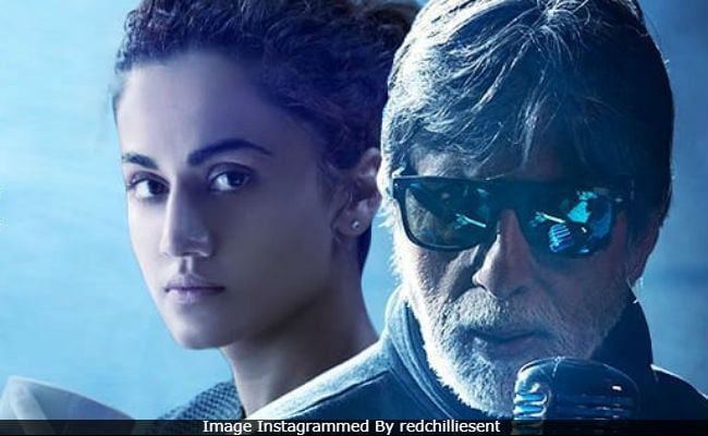 Badla Movie Review: Amitabh Bachchan Is Classy, Taapsee Pannu Is