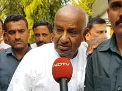 HD Deve Gowda Expels 3 Disqualified Rebel Lawmakers From Party