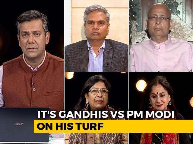 Video : Priyanka Gandhi Attacks PM: Can She Change Congress' Fortunes?