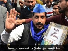 Bhim Army To Give Free Legal Aid To Families Of 10 Killed In Sonbhadra