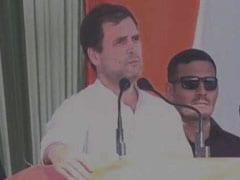 न्याय के जरिए गरीबी पर सर्जिकल स्ट्राइक, मैं मोदी नहीं, मैं झूठ नहीं बोलता : राहुल गांधी
