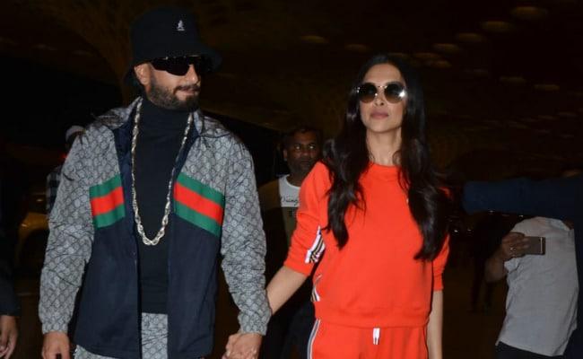 Ranveer Singh Reveals Story Behind Instagram Exchanges With Wife Deepika Padukone