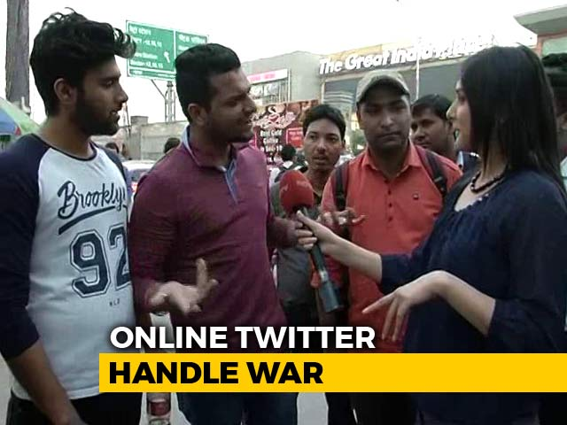 Video : #MainBhiChowkidar vs 'Berozgar': Have Real Issues Taken A Backseat?