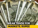 Video : Sensex, Nifty Drop In Early Trade; Rupee Slips