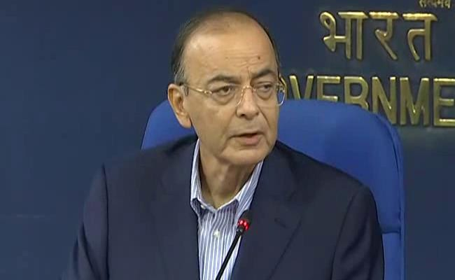 Cabinet To Give Extra Rs 3,300 Crore To Help Sugar Mills Boost Ethanol Capacity: Arun Jaitley