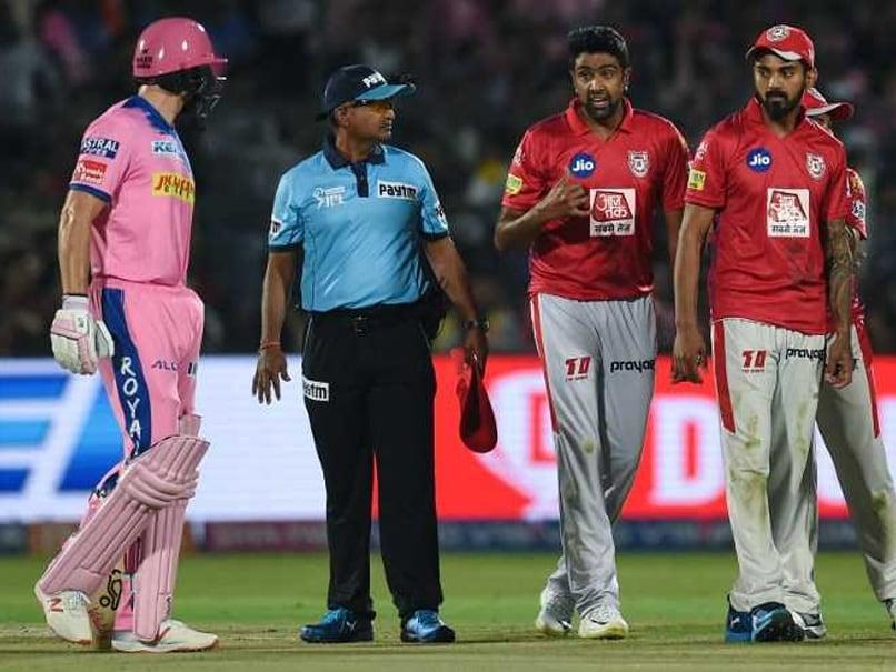 Image result for CONTROVERSY OVER RAVICHANDRAN ASHWIN'S DISMISSAL VERDICT OF JOS BUTTLER.