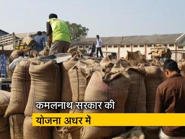 Videos : कमलनाथ सरकार की मंशा पर BJP  के सवाल, सरकार ने किसानों को SMS  किए