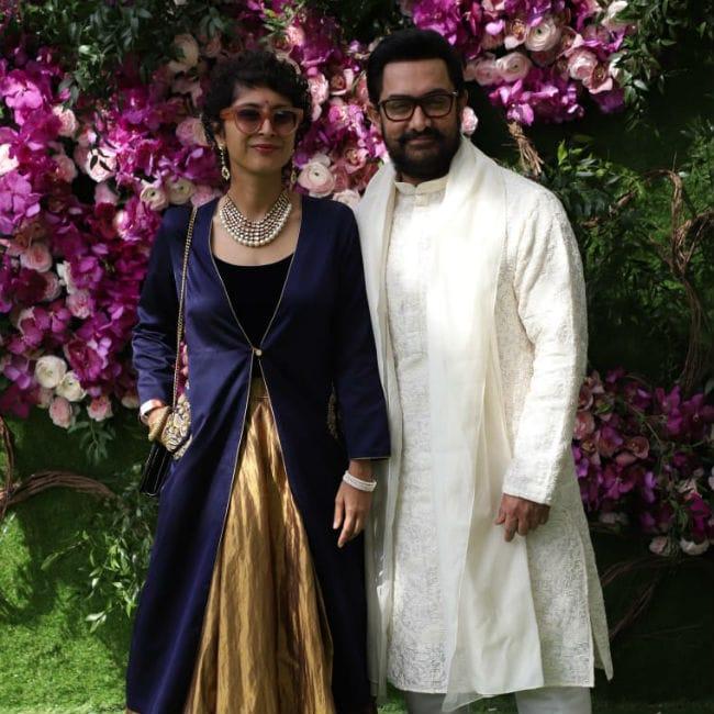 Celeb Roll-Call At Akash Ambani And Shloka Mehta's Wedding