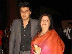 Arjun Kapoor's Post On Mom Mona's Death Anniversary