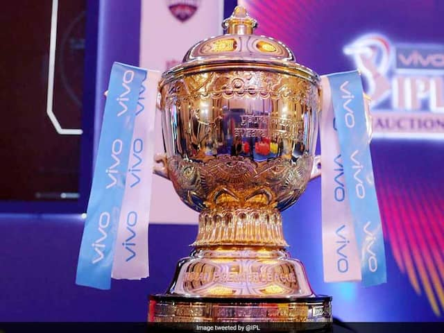 IPL 2019Playoff Matches To Start 30 Minutes Early